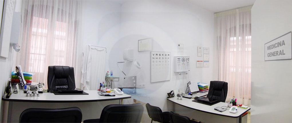 Mobiliario para su clínica